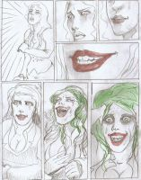 Joker and the Psychiatrist 4 by Jokerisdaking