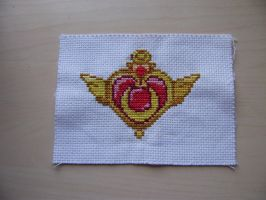 Broche Sailor Moon Super S by safi-chan