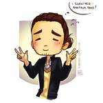 Asahi ~ celebrate by SmilingKat