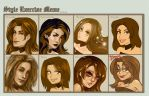 Style Exercise Meme by CrystalCurtis