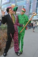 What Can Ya' Do? Criminals for Life. by Riddler-X-Two-Face