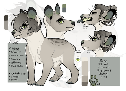 Alois ref 2017 by Akirow