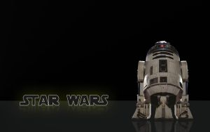Star Wars R2D2 2560x1600 by timlori