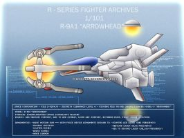 R-9A 'Arrowhead' by Wes2299