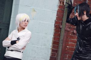 ...If I can Trust Him by ElliotCosplay