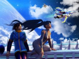 CloudChaser by Fredy3D
