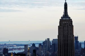 Photo: Empire State Building II by Mariesen