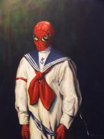 Spider Sailor by HillaryWhiteRabbit