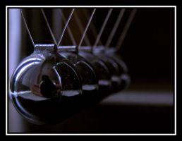 Newtons Cradle by JJTM