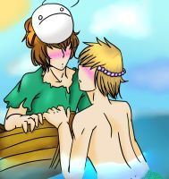 Request//The fisherman and the Mer...Man? by gothgirl5410
