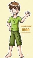 HBD to alantab by MarioRoz