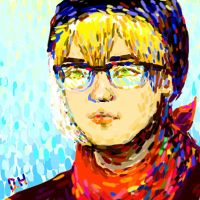 Mikey Way by Drivinghead