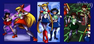 CMSN - The Robot Senshi by tran4of3