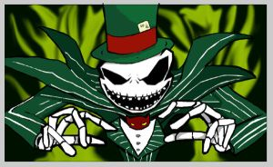 Mister Jack the Mad Hatter by itildine