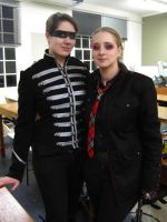 Three Cheers for the Black Parade by Chastangela