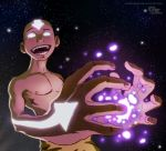 Aang - Cosmic Energy Tickles by DarkKenjie