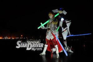 Star Driver by Section8SG