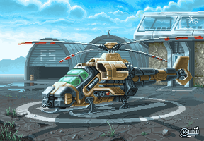 Helicopter vol.2 by 4tochkin
