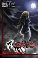 Lunatic Chaos- Issue 3- Cover by Barrin84