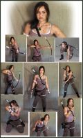 Lara Croft 2013 Cosplay Dump by Slatena