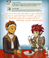 Q8: Milkshakes by Fictional-Roulette