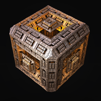 The Mayan Cube by Tahyon