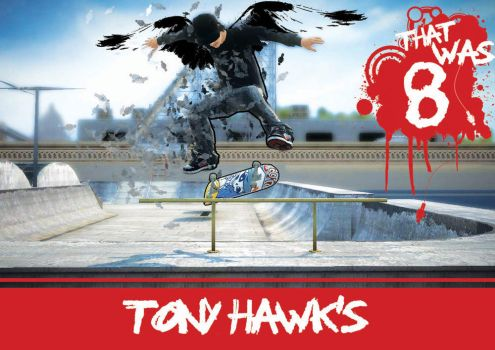 tony hawks project 8 by 8hashbrowns