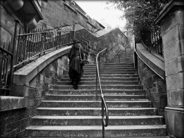 Victorian Steps by Estruda