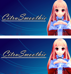 CitruSmoothie Header by MMDModelCollector