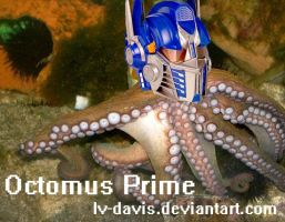 octomus prime by IV-Davis