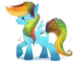 Commission Example (MLP) by Cryptid-Creations