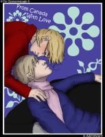 APH - From Canada with Love by AlbinoNial