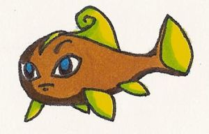 Fish-Tetra by BeagleTsuin