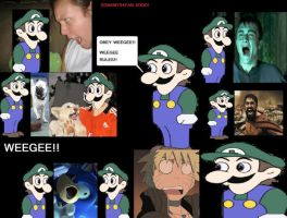 OMG WEEGEE XDDD by sonamy94fan