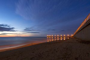 Evening lights by khmaria