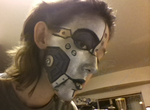 Fanbot makeup! (3/4) by Emmi-Kat