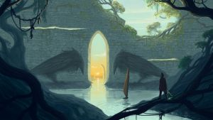 Raven's Gate by Colormate