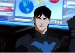 Nightwing Unmasked by DamnYouArt