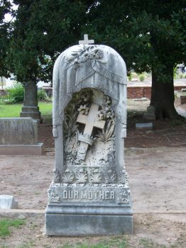 Oakland Cemetery 6 by chocolateir-stock