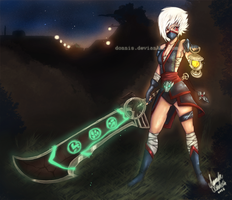 The Art of Revelry Contest - RIVEN by Donnis