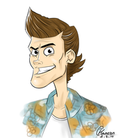 Ace Ventura by KassieC