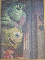 Mosaic - Monsters Inc. by disneyland-stock