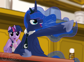 Objection! by mischakins