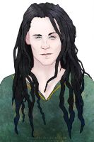 loki dreads by Freakzter