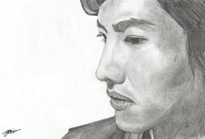 Shim Changmin: Rock With You by linilinilini