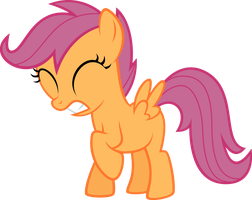 Scootaloo by qazwsx302
