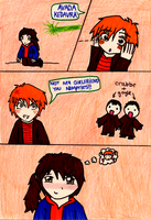 Don't Mess With Ronald Weasley by GoldenPhoenix75