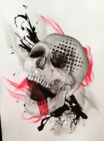 Design Something Skull by firecomet