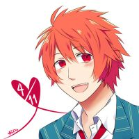 HPBD Otoya by Alicephonia