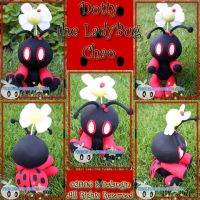 Dotty the LadyBug Chao by BriteWingz